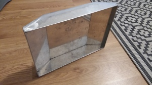 aluminium frame